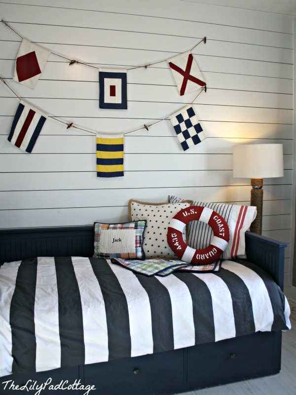 Nautical Themed Kids Room : Kids Bedroom Ideas} A Nautical Children's Room