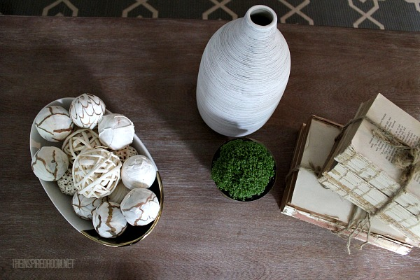 Coffee Table Styling with Emily Henderson