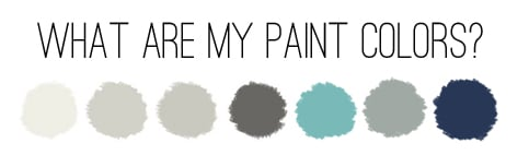 What are the Paint Colors in My House?