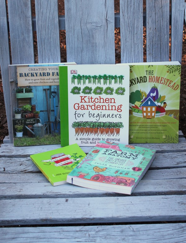 gardening book ideas