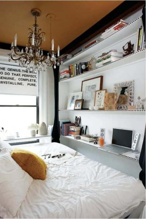 Small bedroom ideas the inspired room - Small space room ideas ...