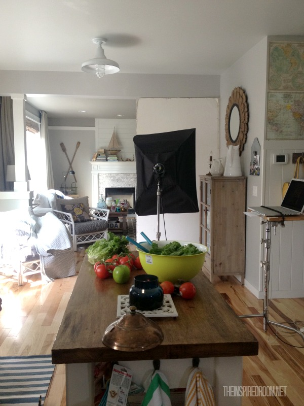 good looking better homes gardens. Better Homes  Gardens Magazine Photoshoot of my Kitchen