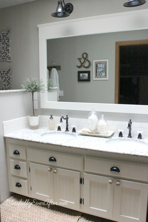 Bathrooms the inspired room for Diy master bathroom ideas