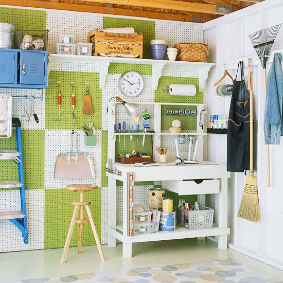 Garage Organization {6 Tips to Kick Start Your Garage Organization}