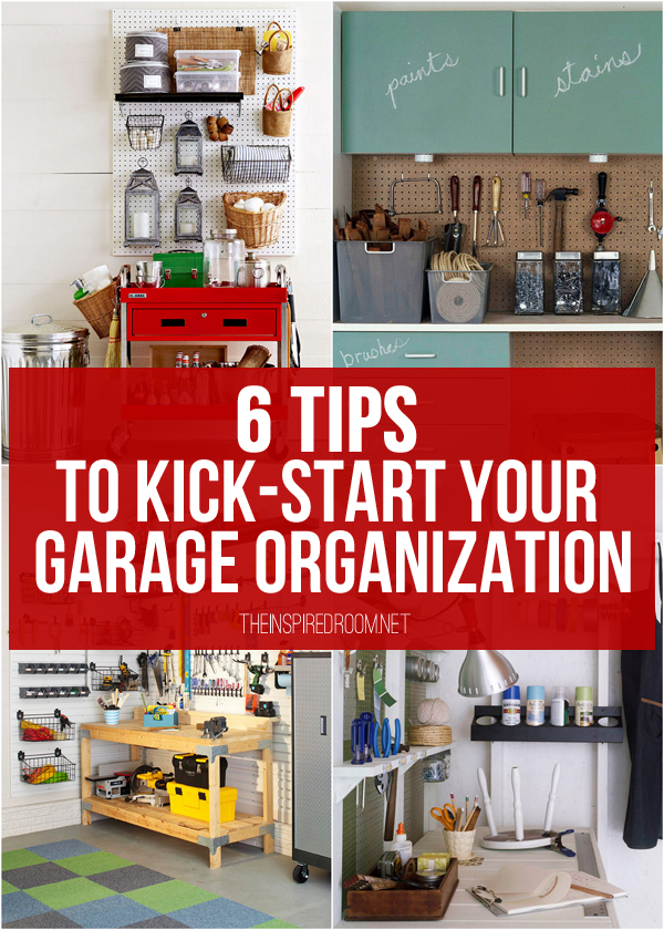 Garage Organization {6 Tips To Kick Start Your Garage. Dining Room Table Base Ideas. Barbie Living Room Furniture. Table Sets For Living Room. Red Living Room Furniture Sets. Modern Decorating Ideas For Living Rooms. Decorating Ideas For Living Room With White Walls. Big Mirror For Living Room. Black Cabinets Living Room