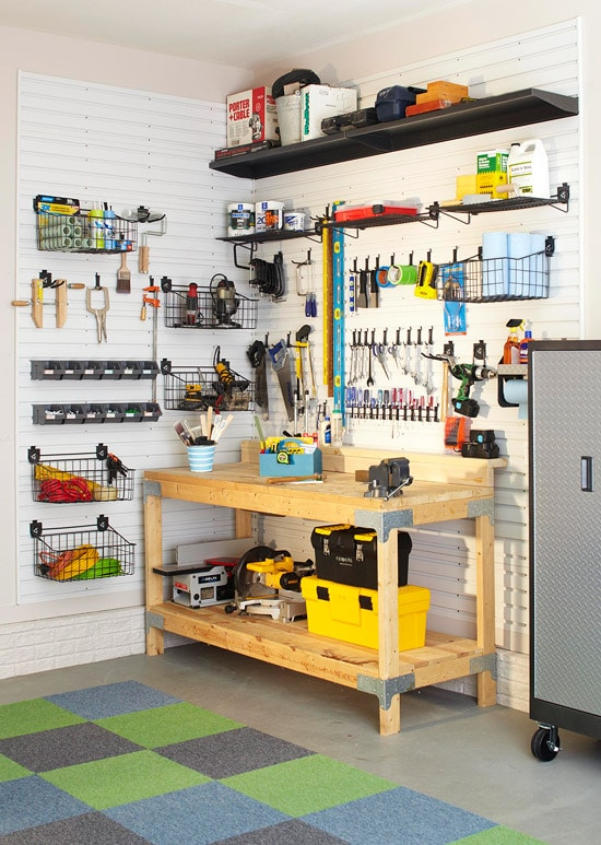 bo garage need a space for tools ideas - garage tool organization ideas Quotes