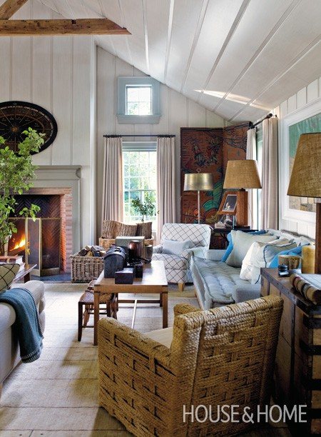 10 Tips for Styling Large Living Rooms {& Other Awkward ...
