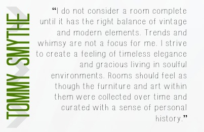 tommy smythe quote on design