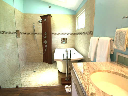 Master Bath Tour {Blog Cabin 2013}