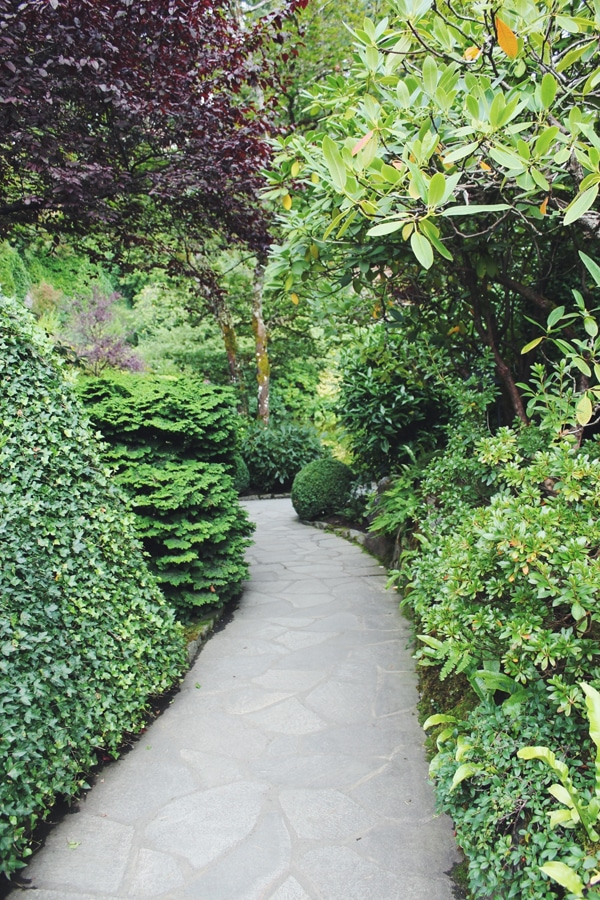 Butchart Gardens - The Inspired Room Blog