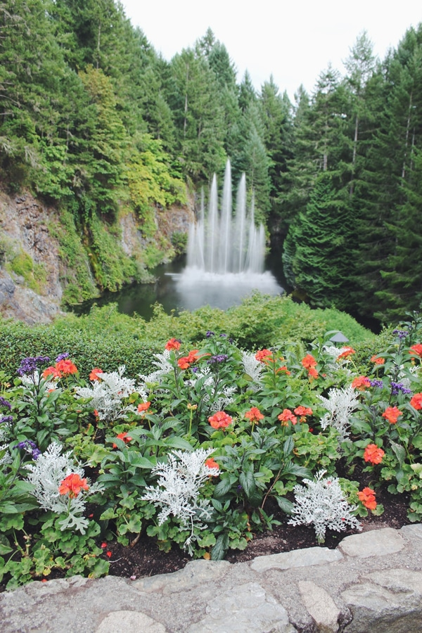 {Out to See} Butchart Gardens