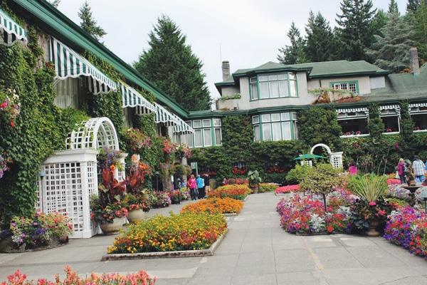 Butchart Gardens- Canada