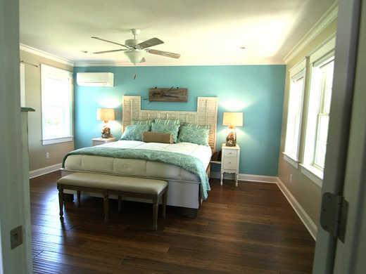 Master Bedroom Tour {Blog Cabin 2013}
