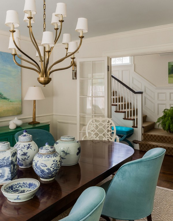 Wonderful Cozy Dining Room Ideas Part - 5: 5 Designer Secrets {Cozy Dining Room}
