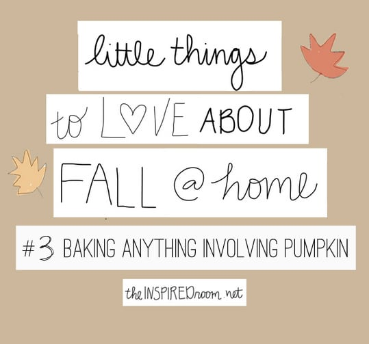 Little Things to Love About Fall