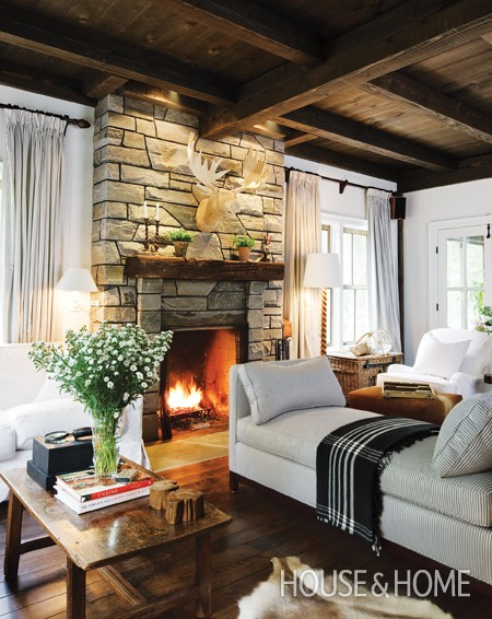 Cozy Living Room In Winter: Cozy Rooms {Designer Secrets}