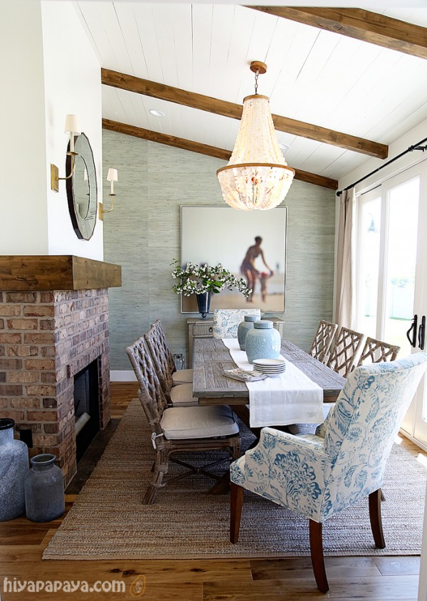 Genial Fall Takeaway: 5 Designer Secrets For {another} Cozy Dining Room