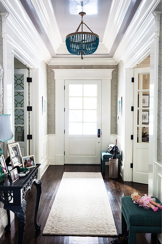 Entry Room Design: Making The Most Of Hallways & Entries & Small Rooms