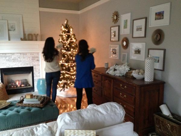Winter Wonderland Christmas Tree