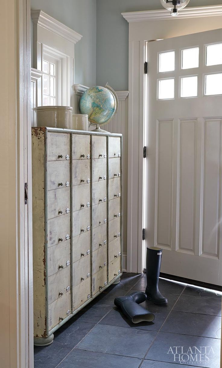 Entry Room Furniture making the most of hallways & entries & small rooms - the inspired