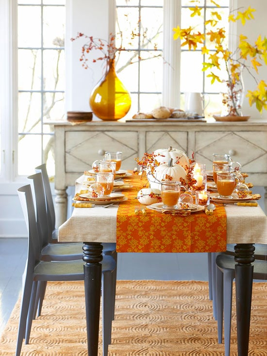 layer the tables