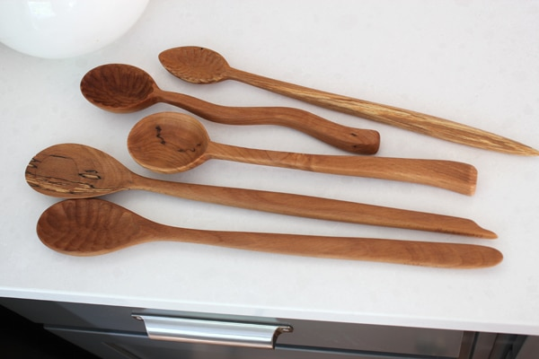 Make Everyday Things More Beautiful: Wooden Spoons
