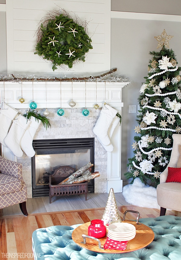 Christmas Decorating with Mini Trees