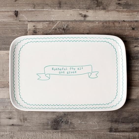 grateful platter