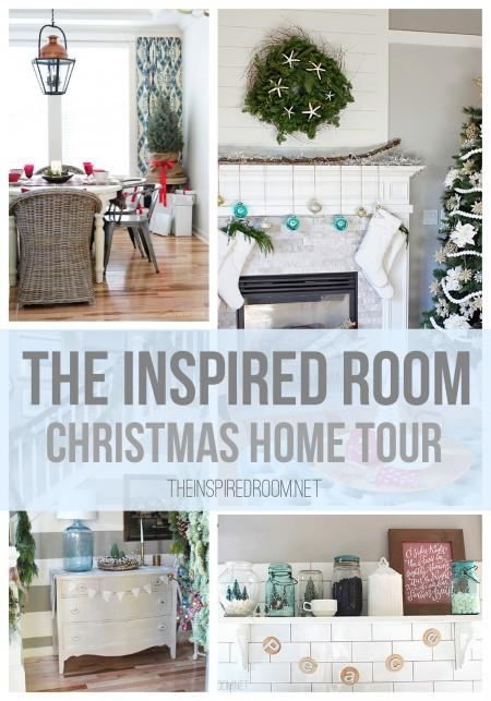 My Christmas House Tour