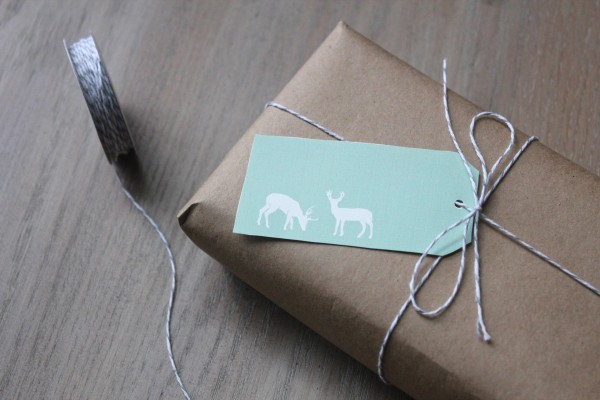 {Adorable} Free Printable Gift Tags