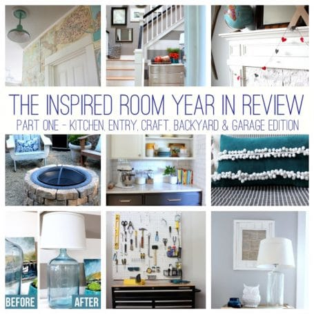 House Projects from 2013 The Inspired Room