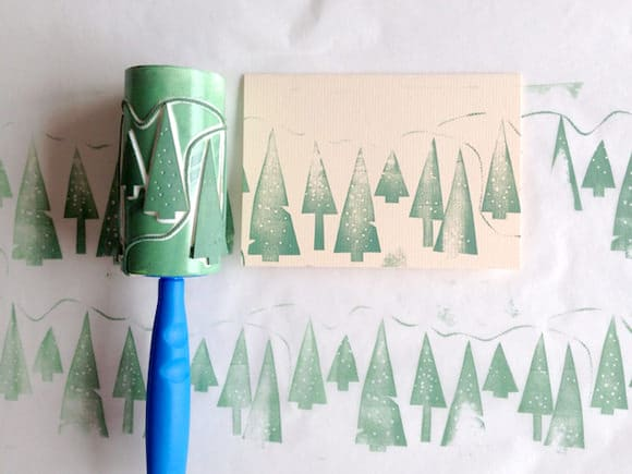 How to Make Your Own Wrapping Paper & Cards