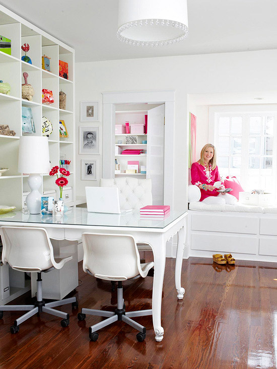 Small Office Organizing Ideas