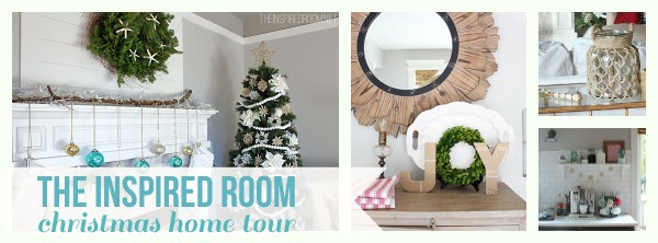 The Inspired Room Christmas Home Tour
