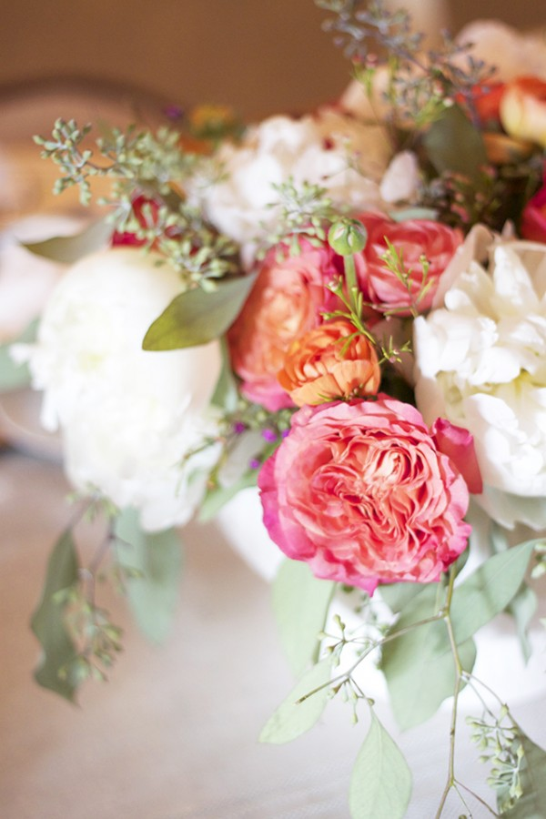 how to arrange flowers for centerpiece