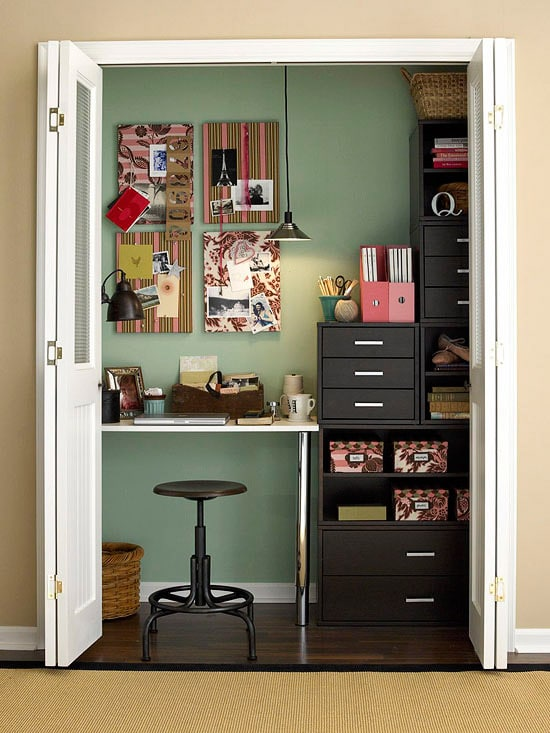Craft Closet Inspiration
