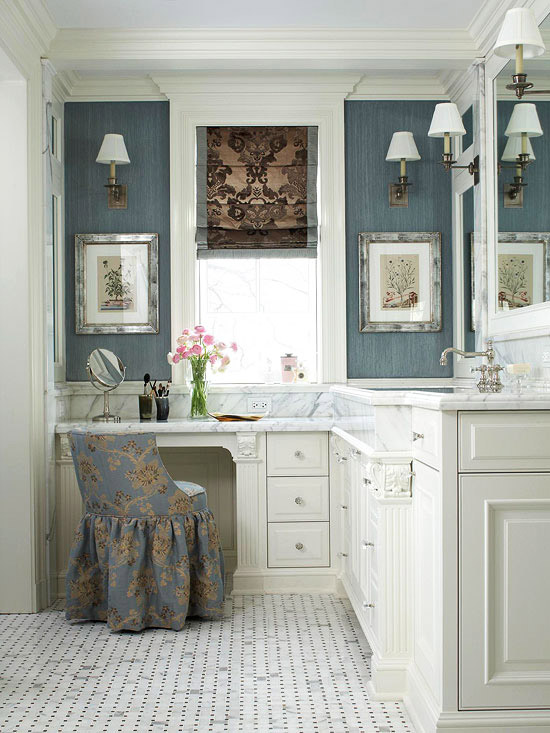 Morning Routine - Beautiful Bathroom