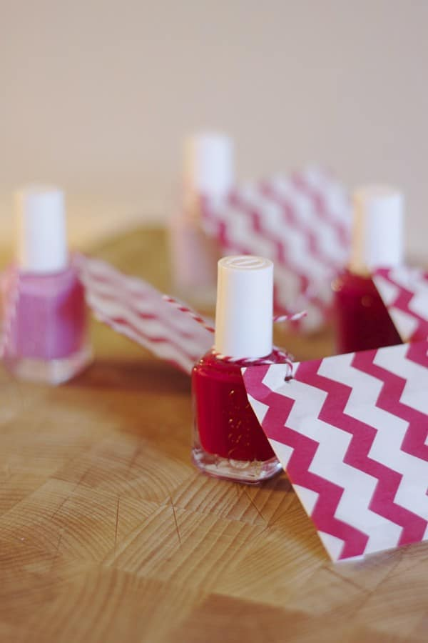 Valentine's Day Party Favor Ideas