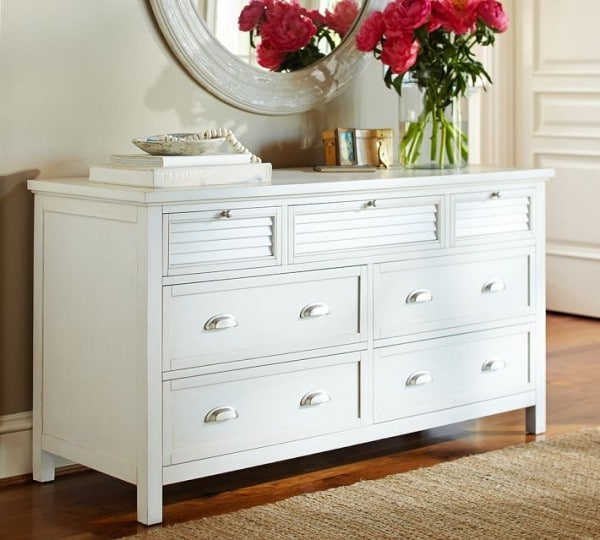 bedroom dresser pottery barn