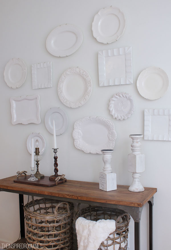 The Plate Wall