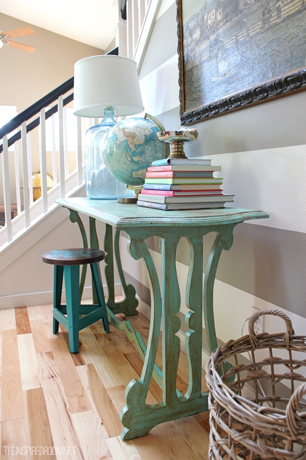 How to Get Inspired for Decorating {New Flea Market Find!}