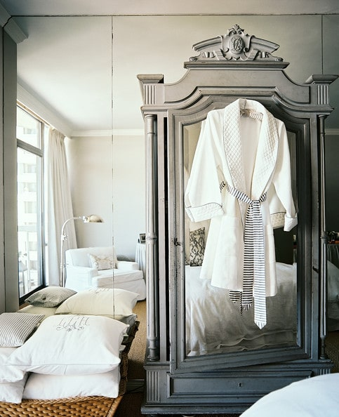 French Traditional Closet - lonny closet