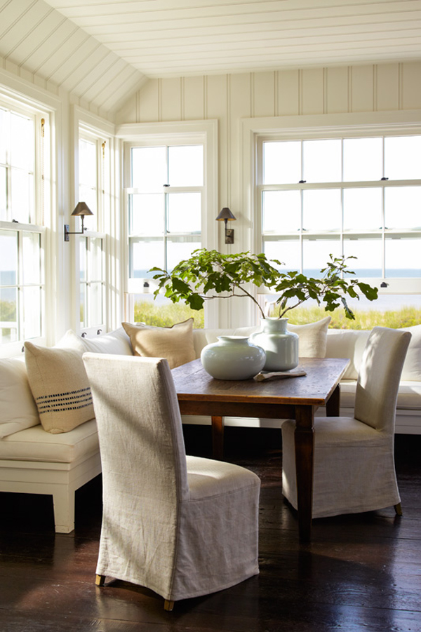 Beach House in the Hamptons {If I Lived Here...}