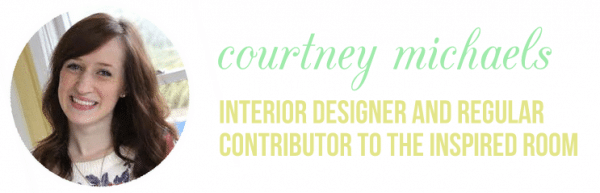 Courtney Michaels with The Inspired Room