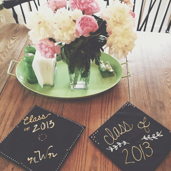 Graduation Caps Interior Design Majors