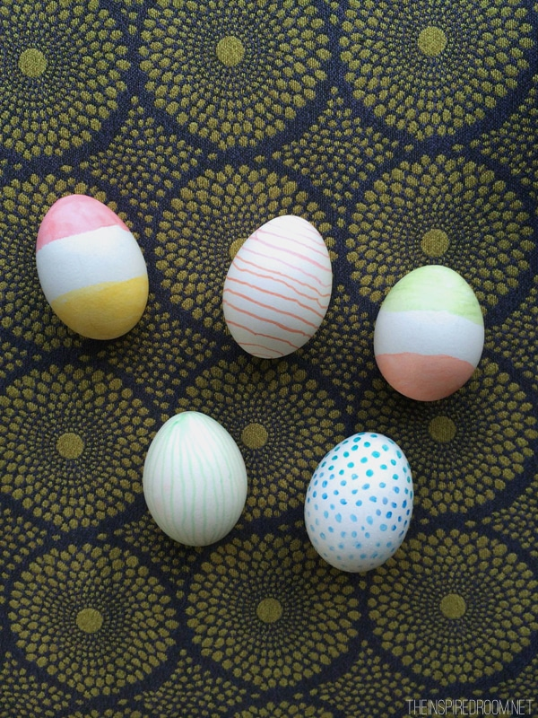 Hand-painted Easter Eggs