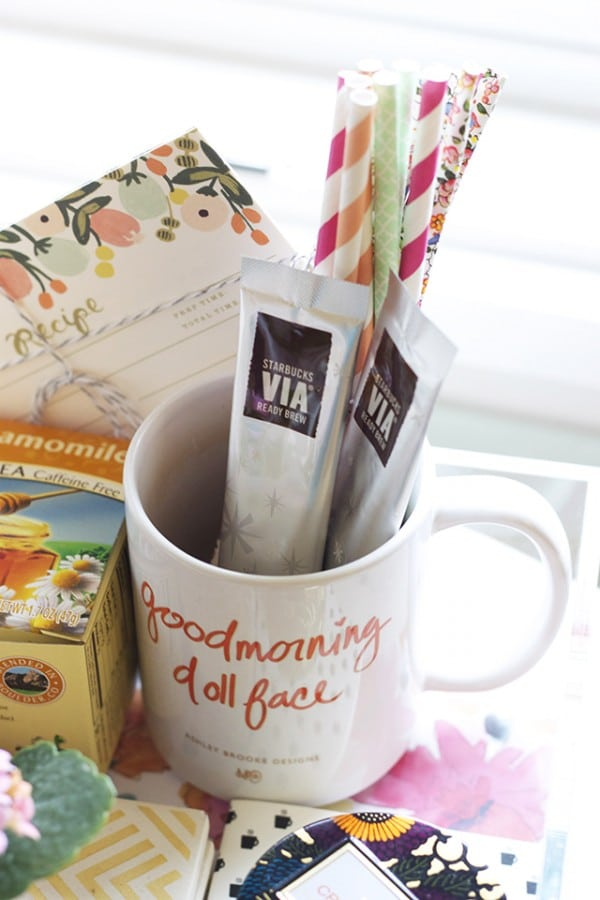 Housewarming Gift Tray The Inspired Room