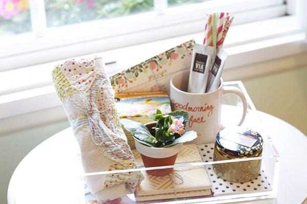 Housewarming Gift Tray