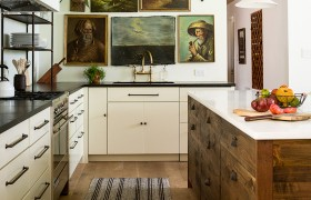 Lauren Liess Kitchen Design
