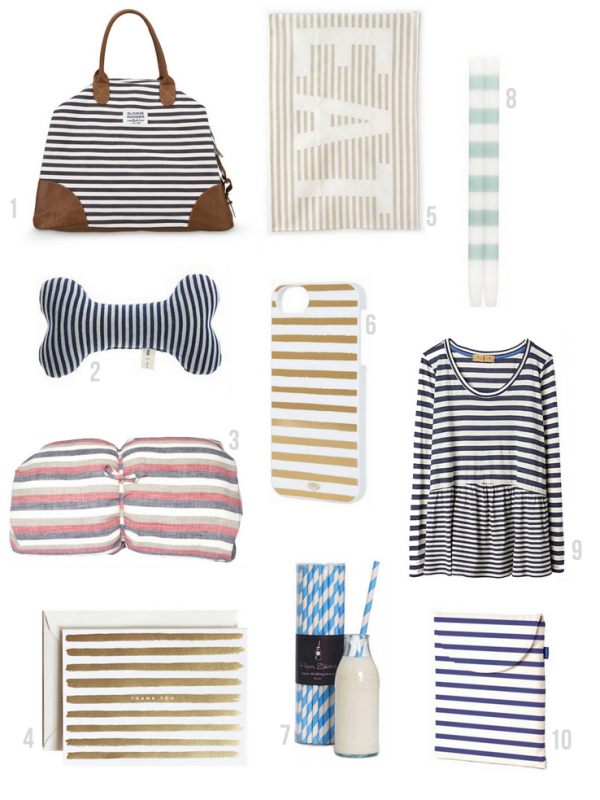Stripes Round Up